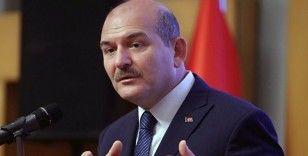 İçişleri Bakanı Soylu: TBMM demokrasi hukuk siyaset ve devlet tarihindeki bir kara lekeyi daha sildi