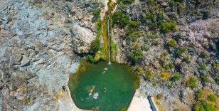 Doğu Akdeniz'in 'gizli cenneti': Şellak Şelalesi