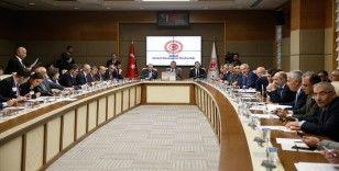 Güvenlik soruşturması ve arşiv araştırmasına ilişkin kanun teklifi komisyonda