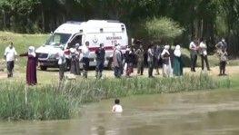 Dicle nehrine giren 15 yaşındaki çoban, akıntıya kapılarak boğuldu