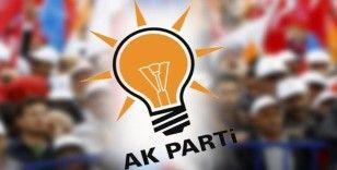 AK Parti'den CHP ve İYİ Parti'ye barolarla ilgili düzenleme ziyareti