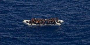 Akdeniz'de geçen hafta kurtarılan göçmenlerde Kovid-19 tespit edildi