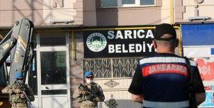 Elazığ'da HDP'li belediyeye görevlendirme