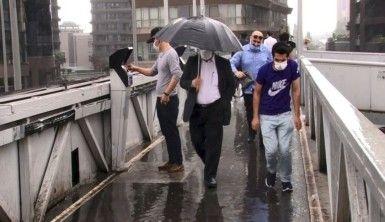İstanbul'da yağmur yeniden etkili olmaya başladı
