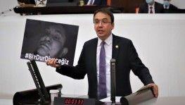 CHP Kastamonu Milletvekili Baltacı, Kırkçeşme'de ki kadına şiddeti meclis kürsüsüne taşıdı