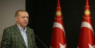 Erdoğan: 'Şu anda komşumuzun sınır boylarında verdiğimiz bu mücadele çok büyük önem arz ediyor'