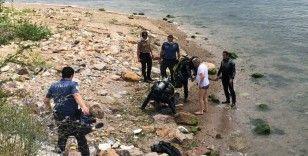 Denizde boğulan kardeşini kurtarmak isteyen genç de hayatını kaybetti
