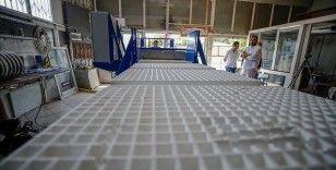 KOSGEB desteğiyle 'viyol yıkama makinesi' ürettiler