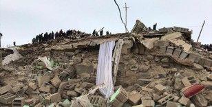 Başkan Tanış deprem bölgesinde