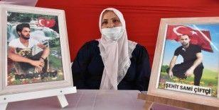 Diyarbakır annelerinden Çiftçi: Oğlumu almadan buradan gitmeyeceğim
