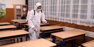 Esenyurt'ta okullar YKS sınavına hazır