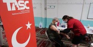 New York'taki Diyanet camisinde Türklere ücretsiz antikor testi