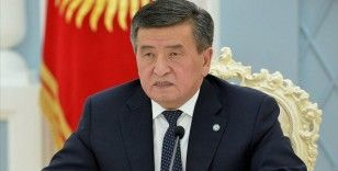 Kıgızistan Cumhurbaşkanı Ceenbekov'un Kovid-19 testi negatif çıktı