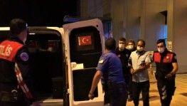 Fırın kasasını çalmaya çalışan 4 şüpheli yakalandı