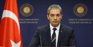 Hami Aksoy: ABD terör örgütüyle işbirliğini teyit etti