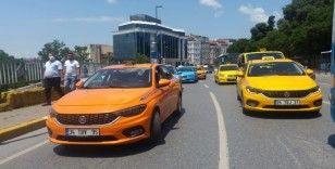 Taksicilerden '5 bin yeni taksi' kararına tepki