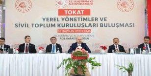 Bakan Karaismailoğlu: 'Ülkemizde hiçbir iş durmadı'