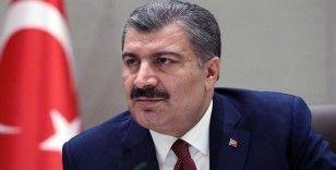 Sağlık Bakanı Koca, ABD Ticaret Odası Toplantısına katıldı