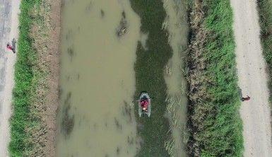 Sele kapılan Derya'yı arama çalışmaları genişletildi