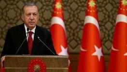 Cumhurbaşkanı Erdoğan'dan 'YKS' açıklaması
