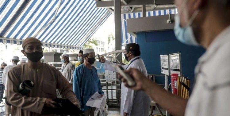 Singapur'da camiler yeniden açıldı