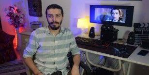Ders için çektiği kısa filmle uluslararası festivallerde yarışıyor