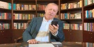 Cumhurbaşkanı Erdoğan'dan koyunları telef olan Ali Amca'ya koyun müjdesi