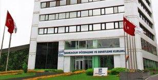BDDK'dan banka dışı 16 mali kuruluşa toplam 2,1 milyon TL idari para cezası
