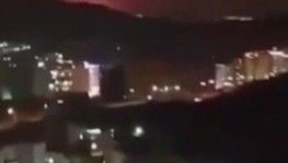 Tahran'da gaz deposunda patlama