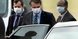 Brezilya Başkanı Bolsonaro'ya getirilen maske takma zorunluluğu temyize götürüldü