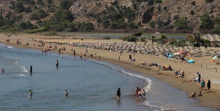 Muğla'da sahiller hareketlendi