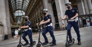 İtalya'da Covid-19'a karşı 'elektrikli scooter' devrimi