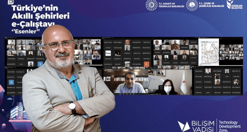"""Akıllı şehir yolculuğu (III) Türkiye'nin akıllı şehirleri e-Çalıştayı """"Esenler"""""""