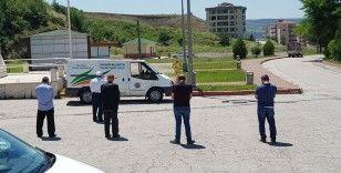 Karabük'te korona virüsten 2 kişi hayatını kaybetti