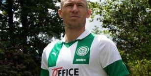 Arjen Robben Groningen ile futbola geri döndü