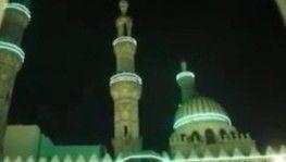 Mısır'da camiler açıldı