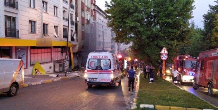 İstanbul Valiliğinden patlama açıklaması: 1 ölü, 10 yaralı