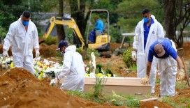 Kovid-19 nedeniyle son 24 saatte Brezilya'da 990, Meksika'da 719, Hindistan'da 381 kişi öldü