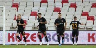 Sivasspor 3 puanı kaptırdı