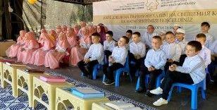 Sofya'da 70 yıl aradan sonra ilk kez hatim merasimi düzenlendi
