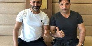 Oyuncu Burhan Çelik ve ünlü yönetmen Murat Uygur'dan örnek proje