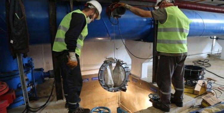 İvedik içme suyu arıtma tesisi yerli teknolojiyle yenilendi