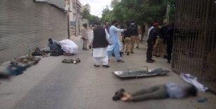 Pakistan'daki saldırıda ölü sayısı 9'a yükseldi