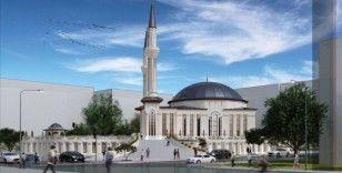 Ankara Büyükşehir Belediyesi ile Türkiye Diyanet Vakfı, Kızılay'a cami projesi için protokol imzaladı