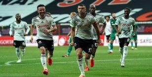 Beşiktaş'ta gözler 15 puanda