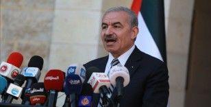 Filistin Başbakanı Iştiyye: İlhakın her şeklini reddediyoruz