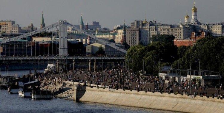 Rusya'da Kovid-19 vaka sayısı 641 bini geçti