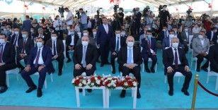 Milli Elektrikli tren testleri Bakan Varank ile Karaismailoğlu'nun katılımıyla gerçekleştiriliyor