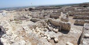 Tarihi Silifke Kalesi'nde sezon kazıları başladı