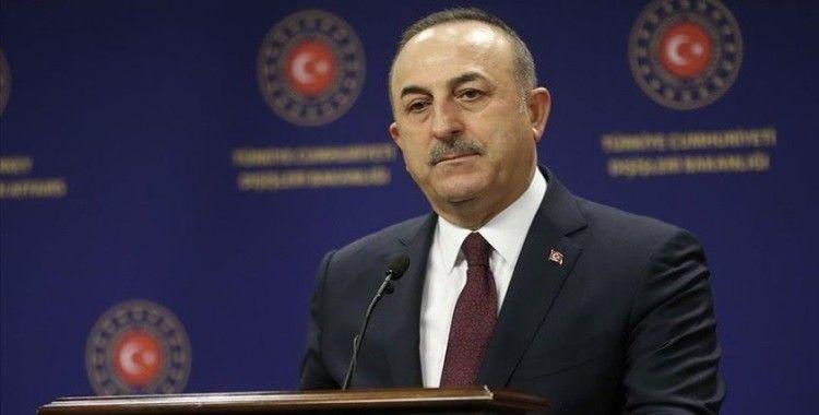 Dışişleri Bakanı Çavuşoğlu, 4. Brüksel Konferansı'na katılacak